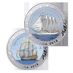 Serie Historia de la Navegación