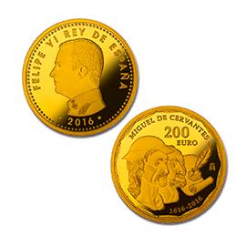 IV-Centenario-de-la-muerte-de-Cervantes-moneda-de-oro
