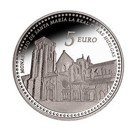 moneda-Reales-Sitios-de-Patrimonio-Nacional-monasterio-de-santa-maria-la-real-de-las-huelgas