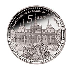 moneda-Reales-Sitios-de-Patrimonio-Nacional-palacio-real-de-la-granja-de-san-ildefonso
