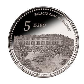 moneda-Reales-Sitios-de-Patrimonio-Nacional-palacio-real-de-riofrio