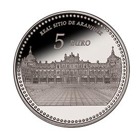 moneda-Reales-Sitios-de-Patrimonio-Nacional-real-sitio-de-aranjuez