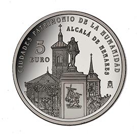 moneda-ciudades-patrimonio-de-la-humanidad-alcahala-de-henares