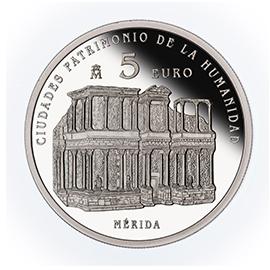 moneda-ciudades-patrimonio-de-la-humanidad-merida